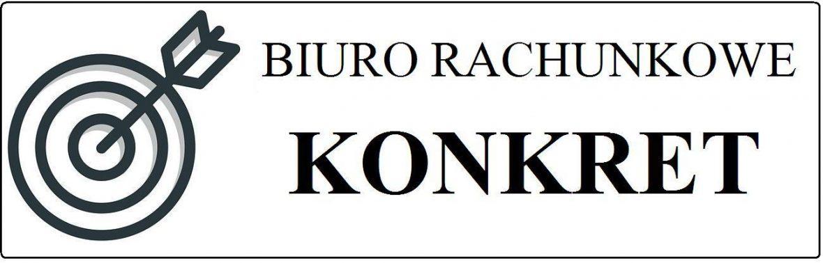 Biuro Rachunkowe KONKRET Grodzisk Mazowiecki - logo